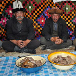 Кыргызстан – страна кочевников! Трек